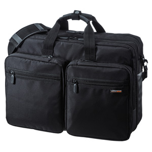 BAG-3WAY22BK